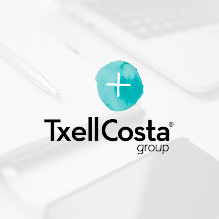 Txell Costa Group Website
